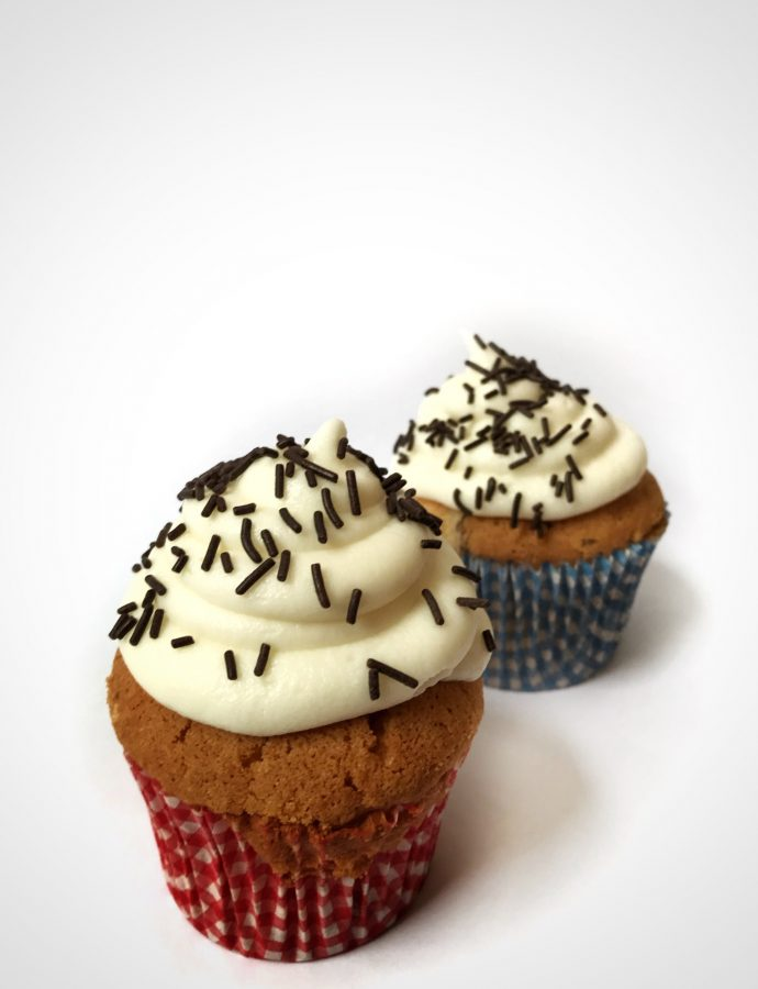 Gluten-Free Chocolate Chip Cupcakes