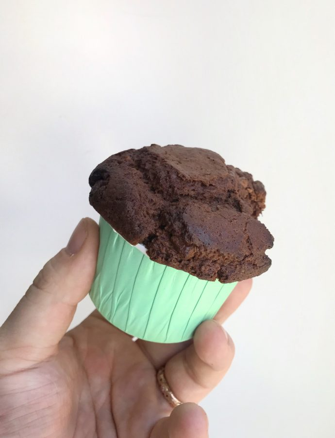 Café-style Chocolate Muffins