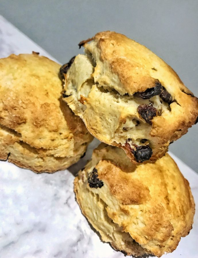 The Ultimate Scone